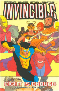 Invincible Tp Vol 02 Eight Is Enough