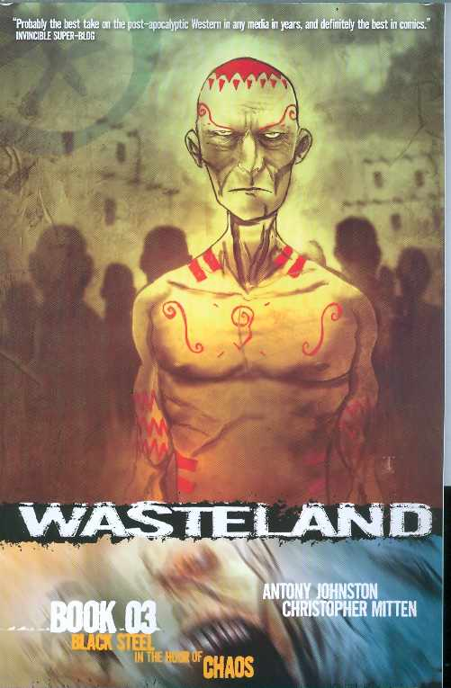 Wasteland Tp Vol 03 Black Steel