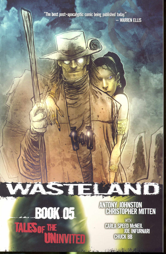Wasteland Tp Vol 05 Tales O/T Uninvited