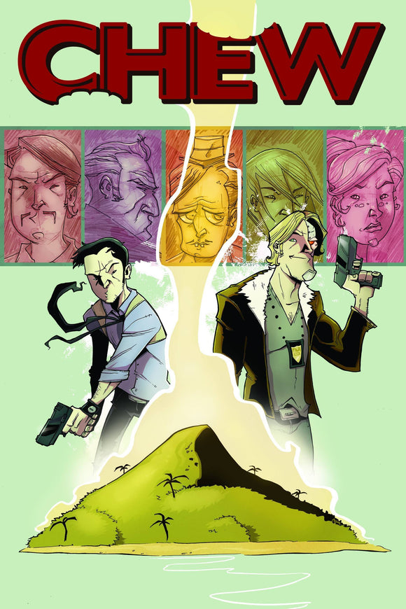 Chew Tp Vol 02 International Flavor