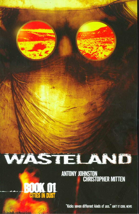 Wasteland Tp Vol 01 Cities In Dust