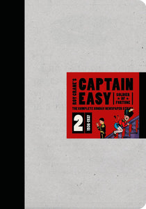 Captain Easy Hc Vol 02 Soldier Of Fortune