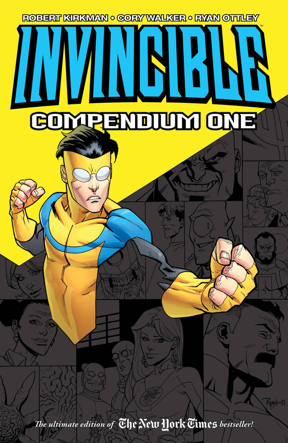 Invincible Compendium Tp Vol 01