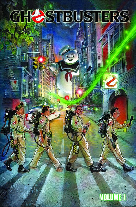 Ghostbusters Ongoing Tp Vol 01