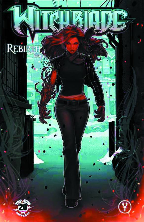 Witchblade Rebirth Tp Vol 01