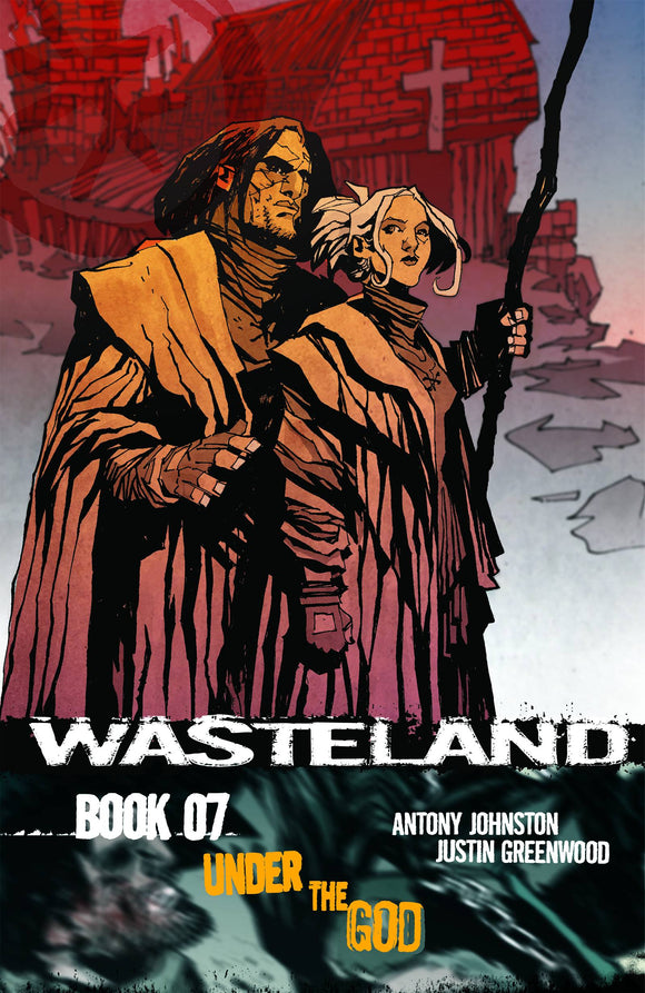 Wasteland Tp Vol 07 Under The God