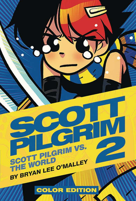 Scott Pilgrim Color Hc Vol 02 (Of 6)