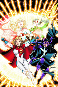 Worlds Finest Tp Vol 01 Lost Daughters