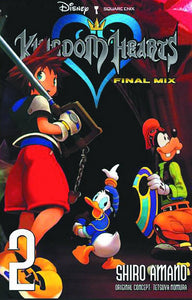 Kingdom Hearts Final Mix Tp Vol 02