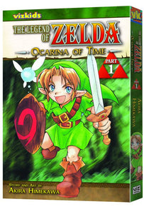 Legend Of Zelda Gn Vol 01 (Of 10)