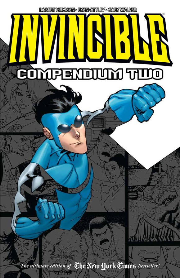Invincible Compendium Tp Vol 02