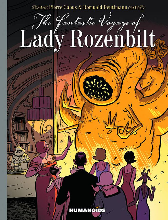 Fantastic Voyage Of Lady Rozenbilt Hc