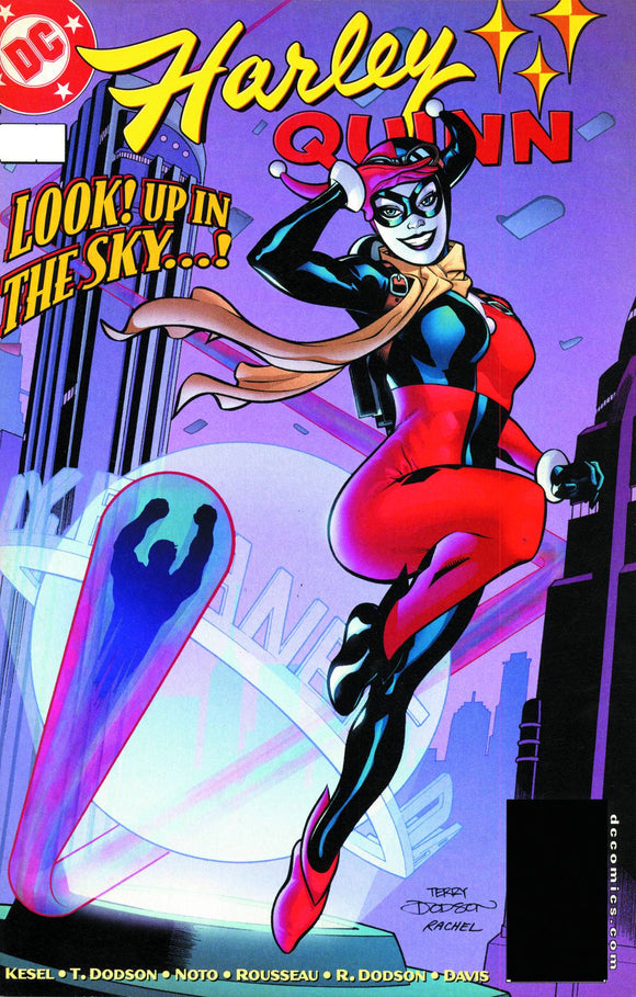 Harley Quinn 03 Welcome To Metropolis Tp