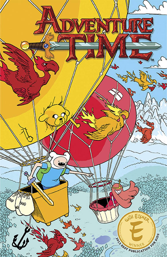 Adventure Time Tp Vol 04