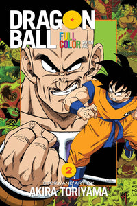 Dragon Ball Full Color Tp Vol 02 Saiyan Arc