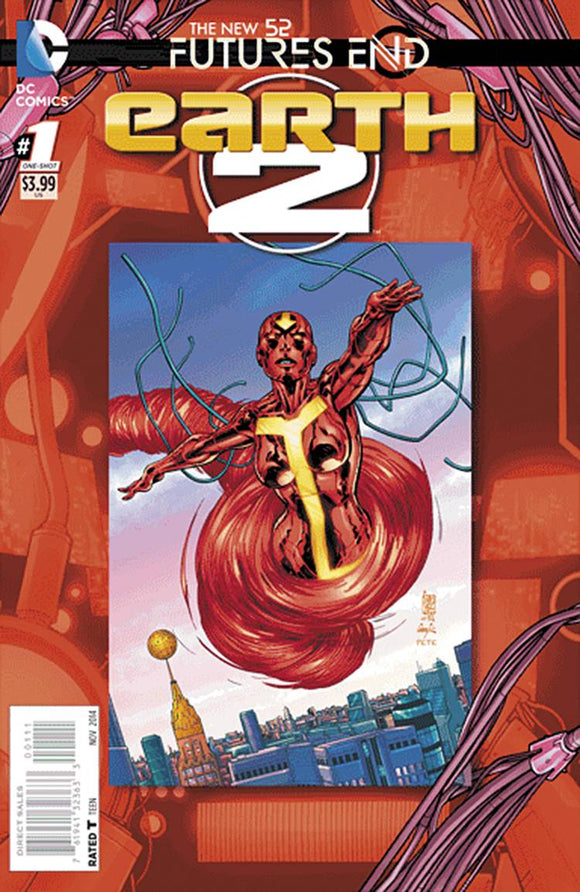 Earth 2 Futures End #1