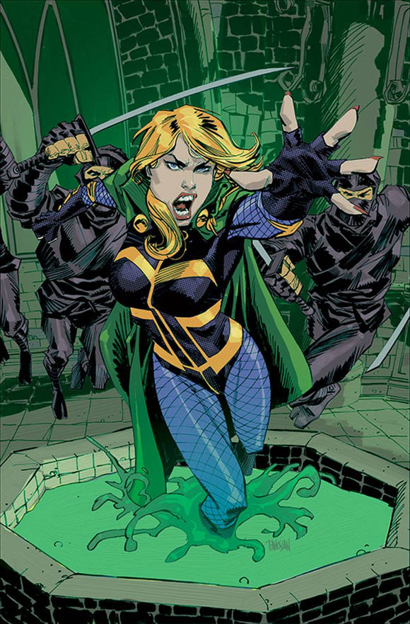 Birds Of Prey Futures End #1