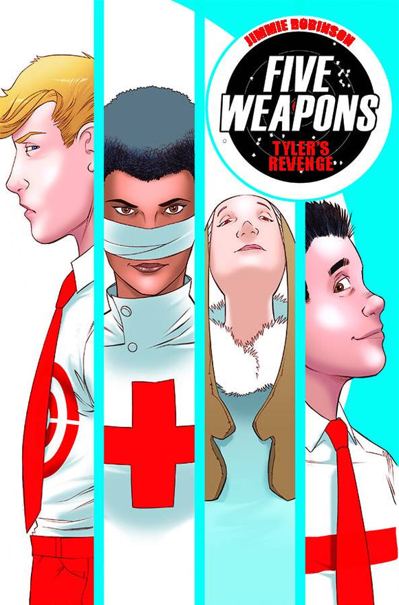 Five Weapons Tp Vol 02 Tylers Revenge