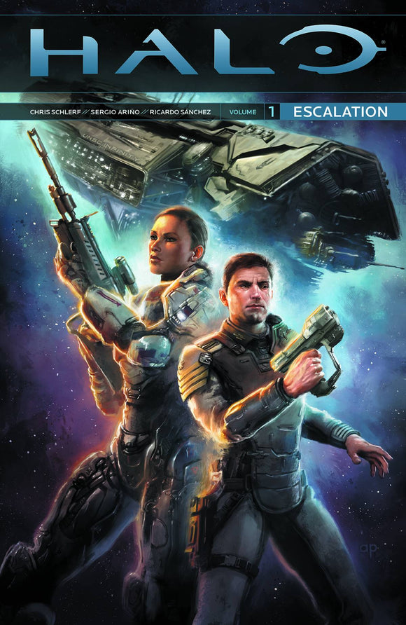 Halo Escalation Tp Vol 01