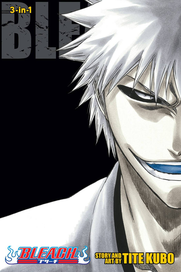 Bleach 3In1 Tp Vol 09