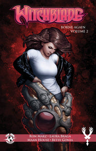Witchblade Borne Again Tp Vol 02