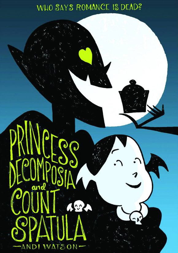Princess Decomposia & Count Spatula Gn