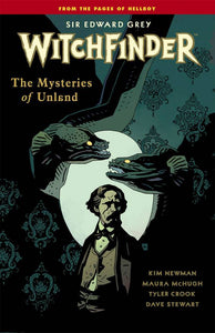 Witchfinder Tp Vol 03 Mysteries Of Unland
