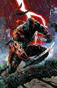 Deathstroke Tp Vol 01 Gods Of War