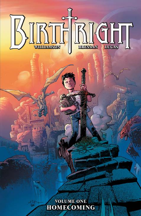 Birthright Tp Vol 01 Homecoming