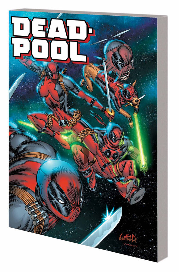Deadpool Classic Tp Vol 12 Deadpool Corps
