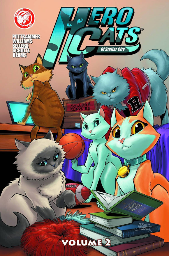 Hero Cats Tp Vol 02