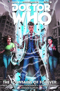 Doctor Who 10Th Hc Vol 03 Fountains Of Forever