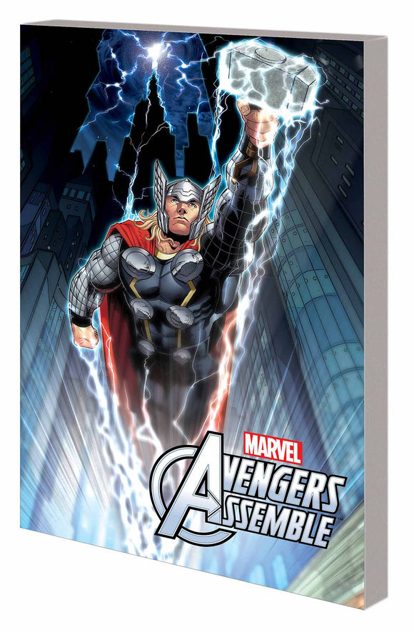Marvel Universe All New Avengers Assemble Digest Tp Vo