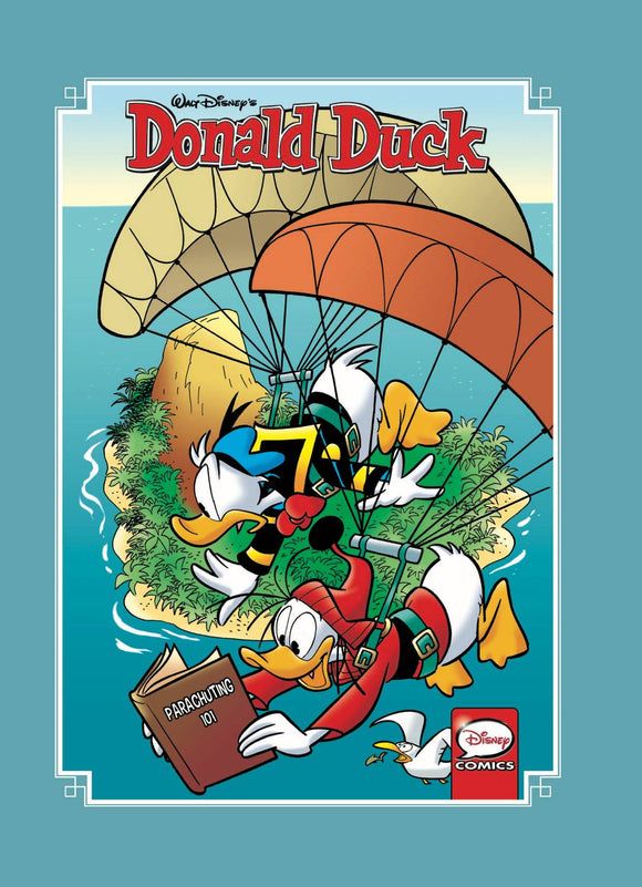 Donald Duck Timeless Tales Hc Vol 01