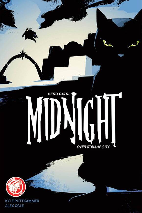 Hero Cats Midnight Over Stellar City Tp Vol 01