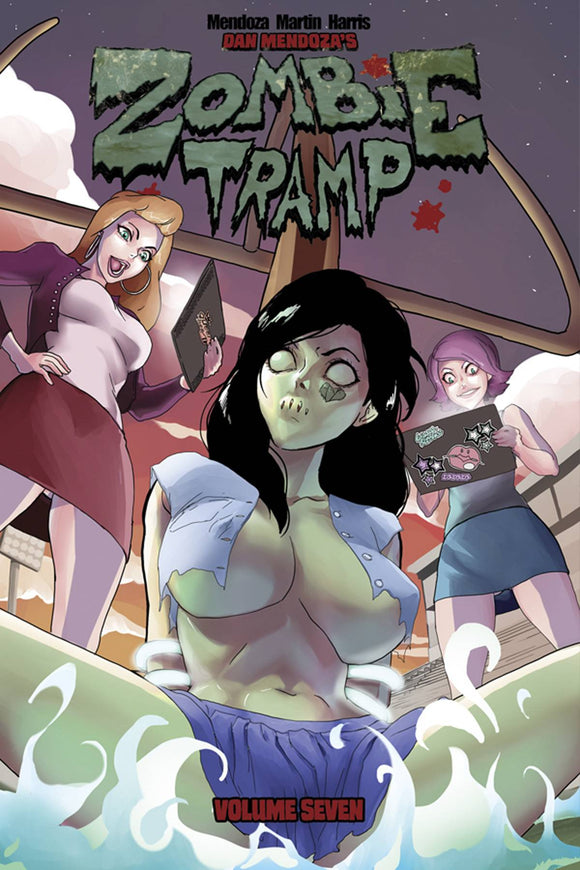 Zombie Tramp Ongoing Tp Vol 07