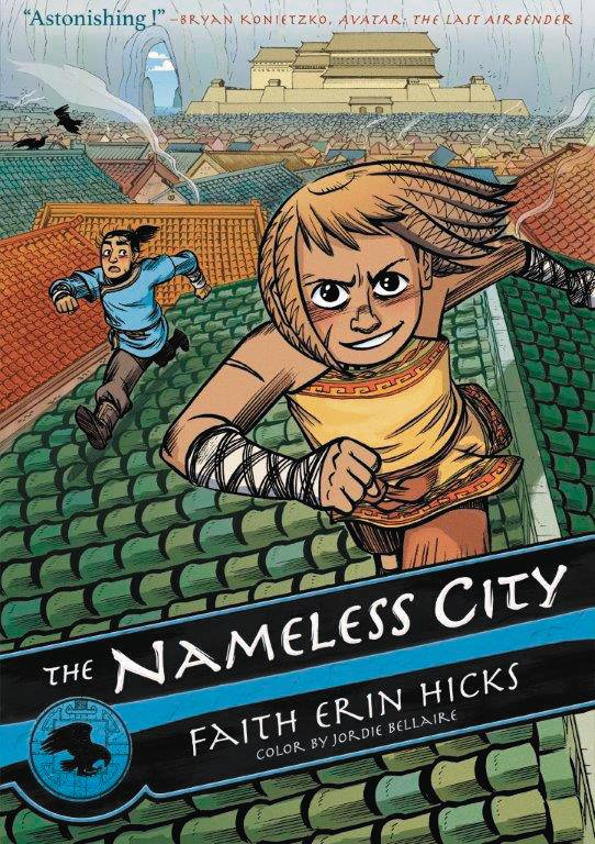 Nameless City Gn Vol 01 (Of 3)