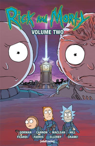Rick & Morty Tp Vol 02