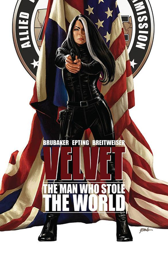 Velvet Tp Vol 03 Man Who Stole The World