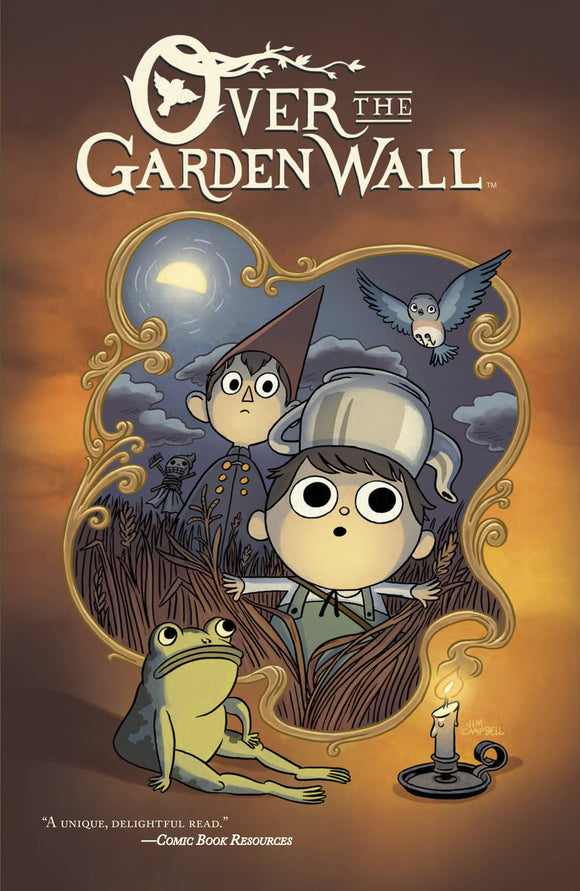 Over The Garden Wall Tp Miniseries