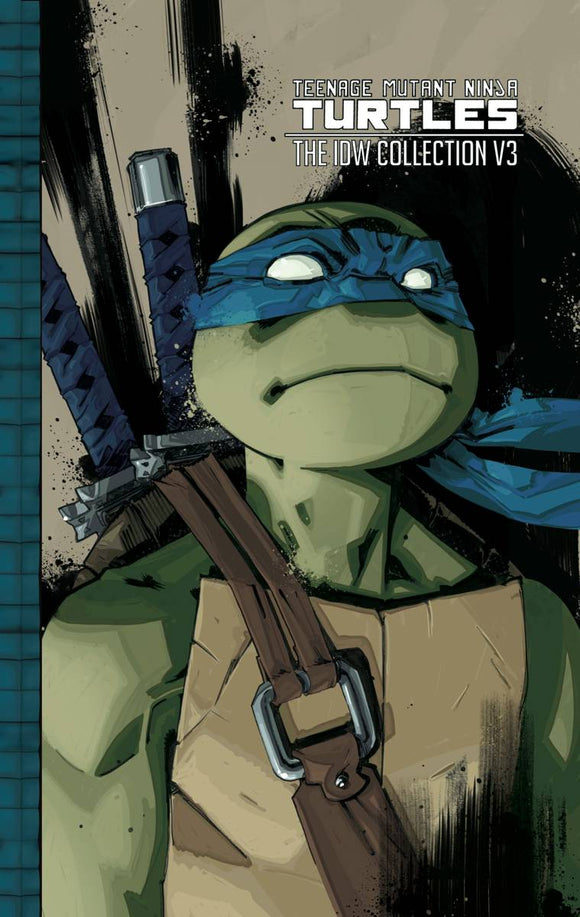 Tmnt Ongoing (Idw) Coll Hc Vol 03