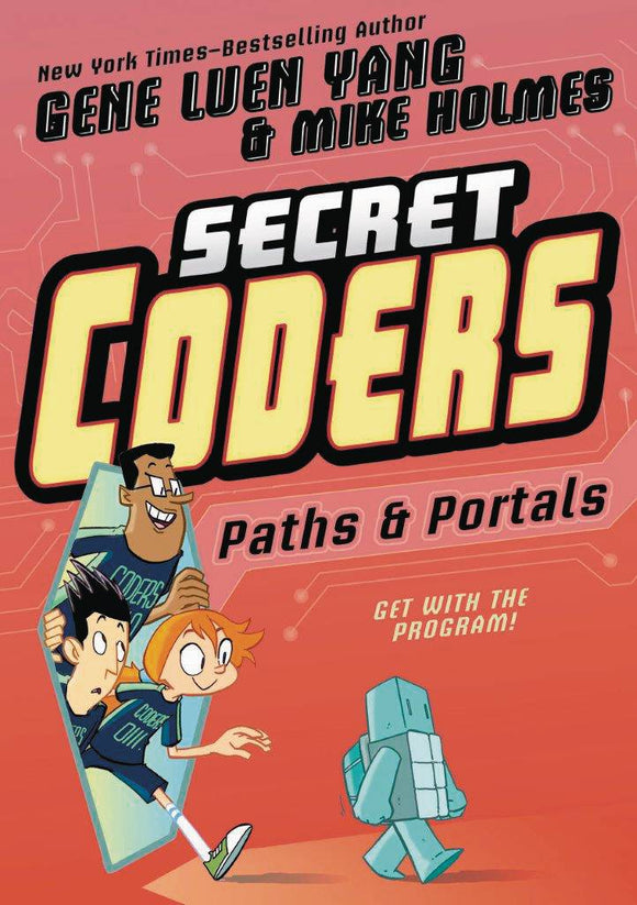 Secret Coders Gn Vol 02 Paths & Portals