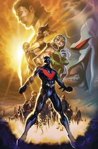 Batman Beyond Tp Vol 02 City Of Yesterday