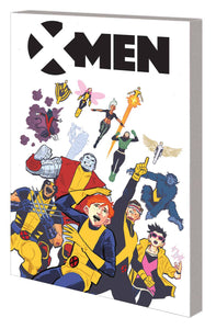 X-Men Tp Worst X-Man Ever