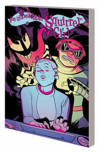 Unbeatable Squirrel Girl Tp Vol 04 Kissed Squirrel Lik