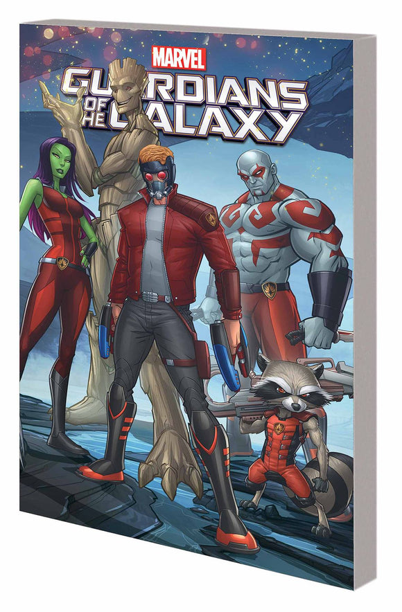 Marvel Universe Guardians Of Galaxy Digest Tp Vol 03