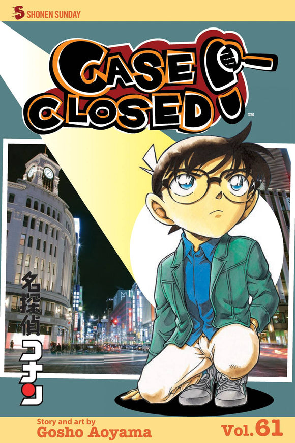Case Closed Gn Vol 61