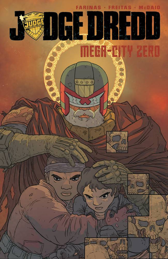 Judge Dredd Mega-City Zero Tp Vol 03