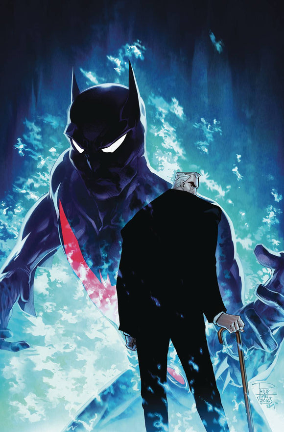 Batman Beyond Tp Vol 03 Wired For Death
