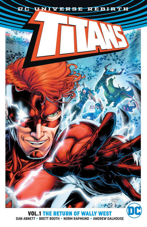 Titans Tp Vol 01 The Return Of Wally West